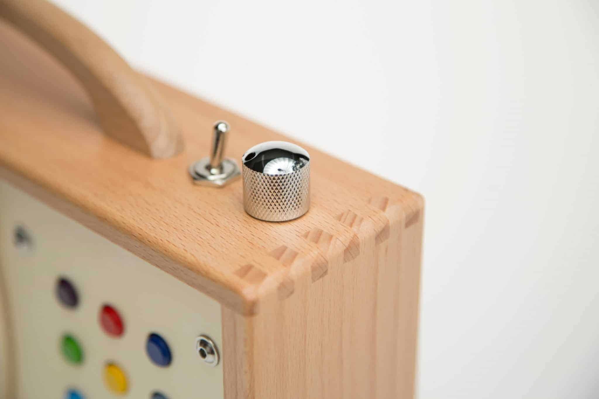 hoerbert's volume knob