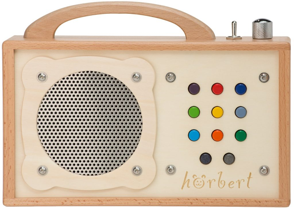 The high quality music player for kids