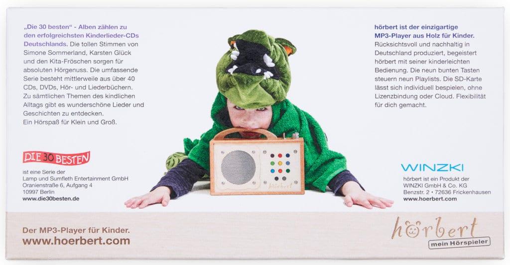 Die 30 Besten, memory card packaging for hörbert