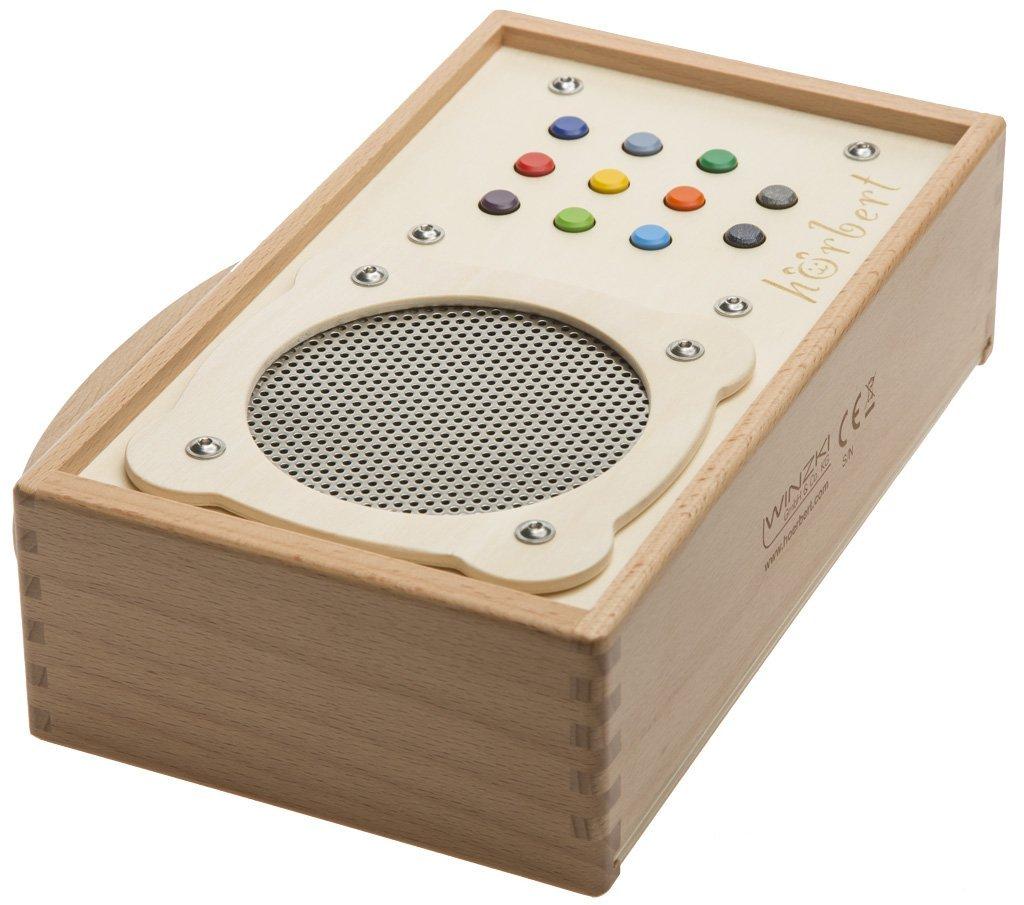 African Zebra Wood Radio With Cd Player Upgrade Trim 1 Pc: Zebra